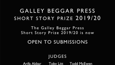 The Galley Beggar Press Short Story Prize 2019/20