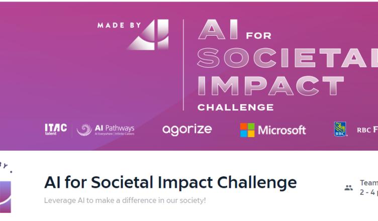 AI for Societal Impact Challenge