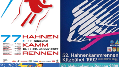 Hahnenkamm‐Race 2021 Poster Contest