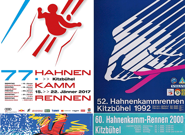 Hahnenkamm‐Race 2021 Poster Contest