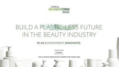 L'Oreal Brandstorm Plastic-Less Future challenge