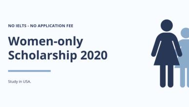 SheBegan International Scholarship