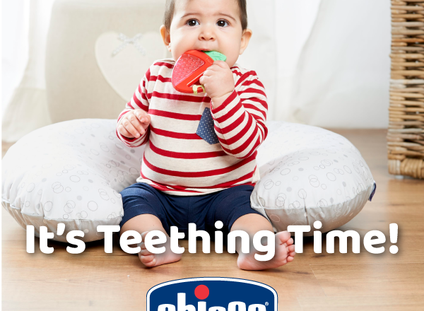 Chicco It's Teething Time Innovation challenge