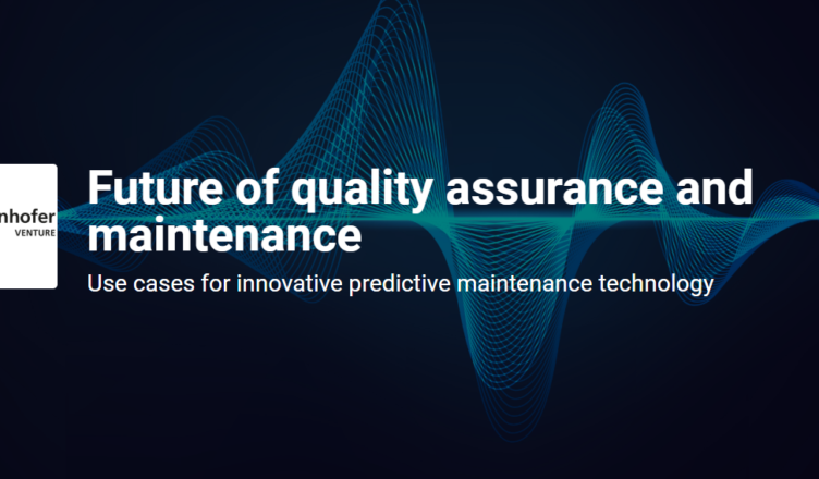 Future of quality assurance and maintenance innovation challenge