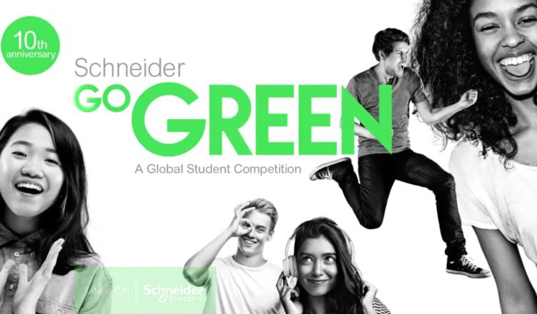Schneider Go Green 2020 Innovation challenge