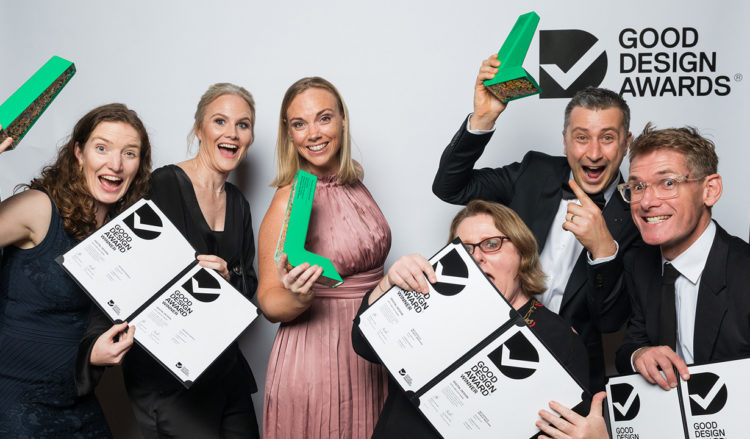 Australia's Good Design Awards 2020 Competition