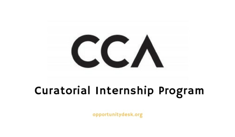 Canadian Centre for Architecture (CCA) Curatorial Internship Program
