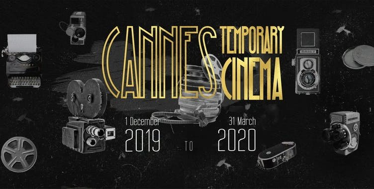 Cannes Temporary cinema competition
