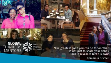 Global Thinkers Forum Mentoring Program 2020 for Telemachus Youth and Athena MENA Women