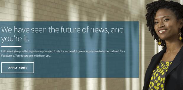 Hearst Journalism Fellowships 2020