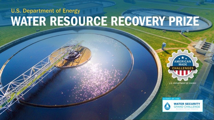 $1 million Water Resource Recovery Prize