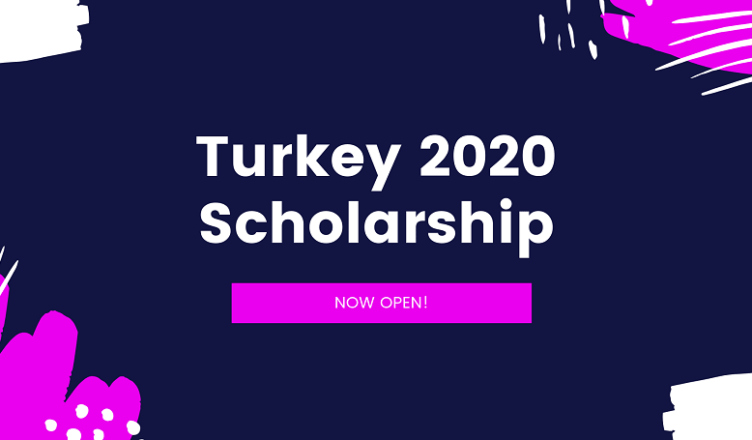 Turkish Government Scholarships 2020