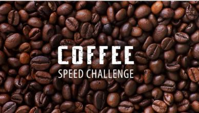 Coffee speed challenge