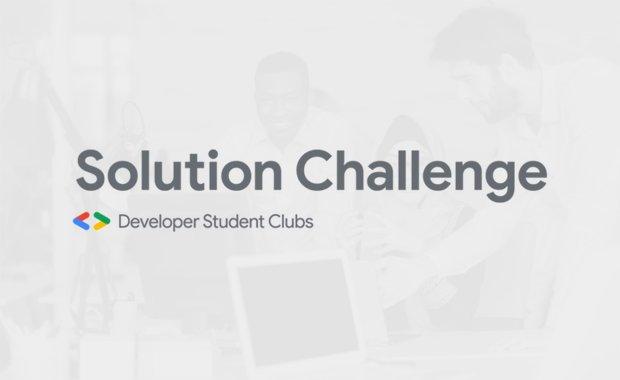 Developer Student Clubs Solution Challenge 2020