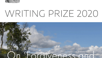 The Alpine Fellowship Writing Prize 2020