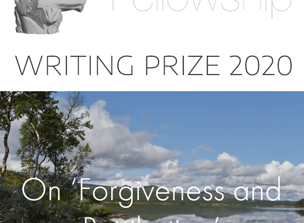 The Alpine Fellowship Writing Prize 2020