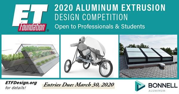 The Aluminum Extrusion Design Competition
