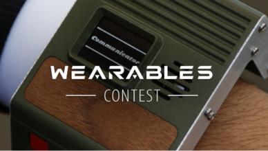 Wearable tech contest