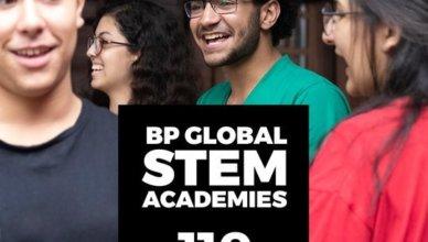 British Petroleum Global STEM Academies Scholarships 2020