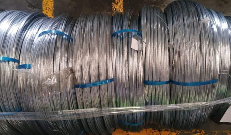 Development of a gradation system for measuring surface shine of Galvanized Iron (GI) wires and wire products challenge