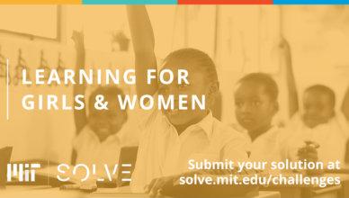 Learning for Girls & Women challenge