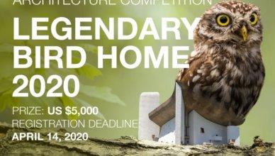 Legendary Bird Home