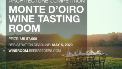 Monte d'Oiro Wine Tasting Room competition