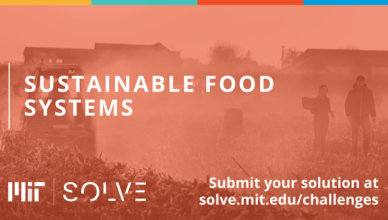 Sustainable food systems challenge
