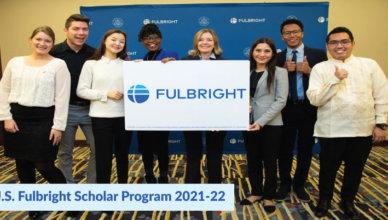 U.S. Fulbright Scholar Program 2021