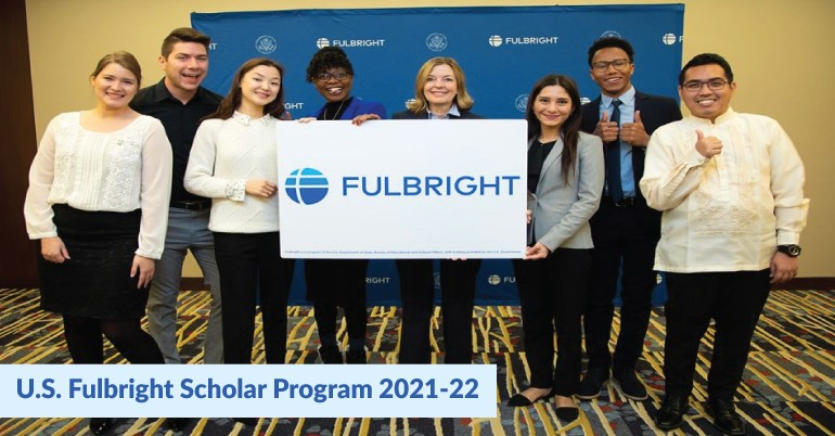 U.S. Fulbright Scholar Program 2021