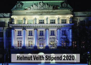 Helmut Veith Stipend 2020