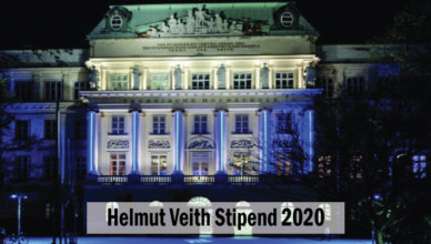 Helmut Veith Stipend 2020