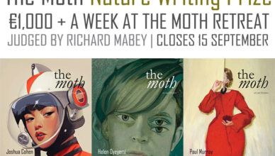 The Moth Nature Writing Prize