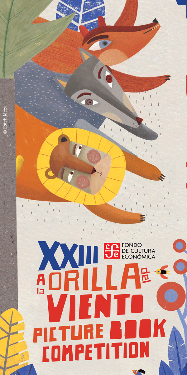 XXIII A la Orilla del Viento – Picture Book Competition
