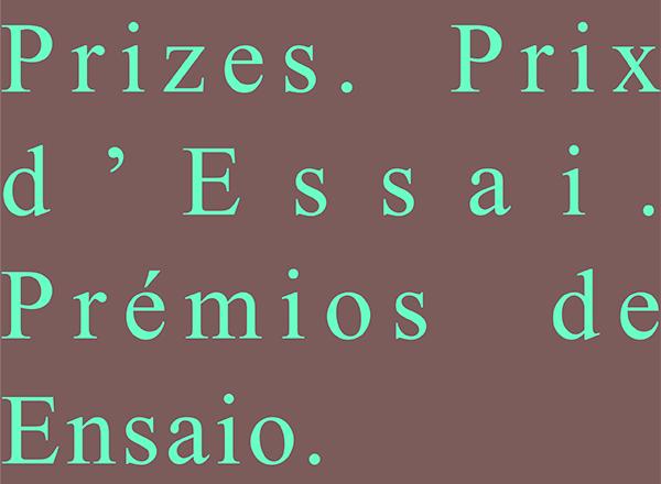 12th Casa África Essay Prizes