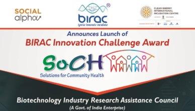 BIRAC Innovation Challenge