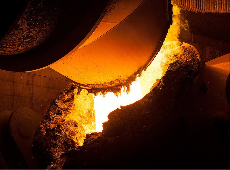 Reduction in Power Consumption in Smelting Process during Ferroalloy Production