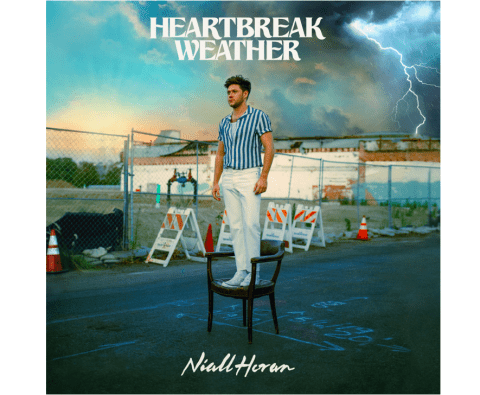 Create artwork for Niall Horan's album, Heartbreak Weather competition