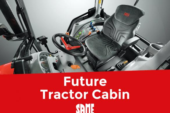 Future Tractor Cabin