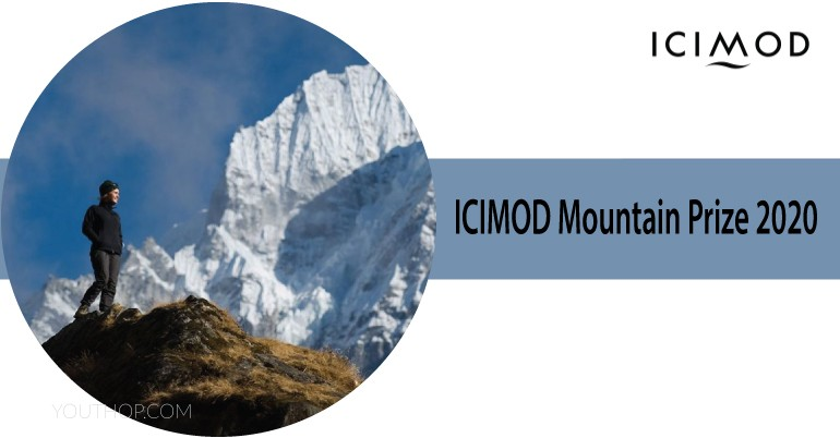 ICIMOD Mountain Prize 2020