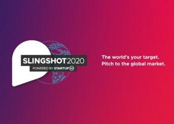 S$800,000 Slingshot 2020 - Startup Competition