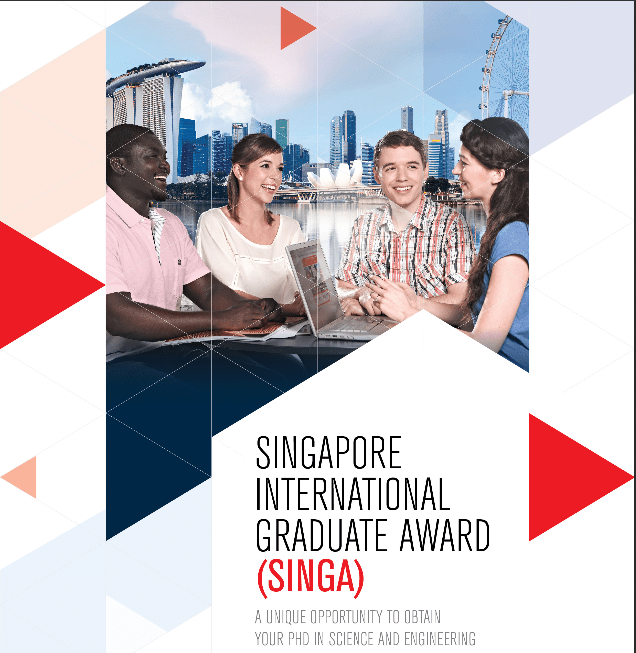 Singapore International Graduate Award 2021 Scholarships for PhD study in Singapore