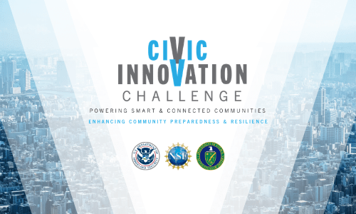The National Science Foundation Civic Innovation Challenge