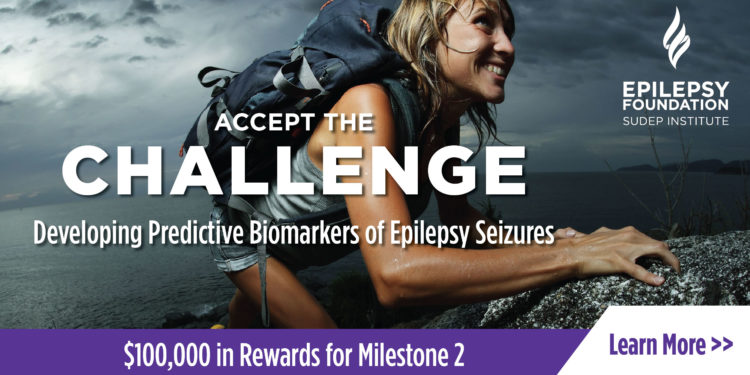 The SUDEP Institute Challenge Developing Predictive Biomarkers of SUDEP