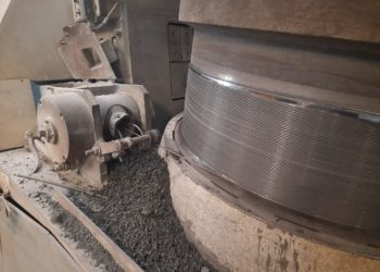 Avoidance of burning of Rubber pads in wagons due to direct contact with hot steel coils