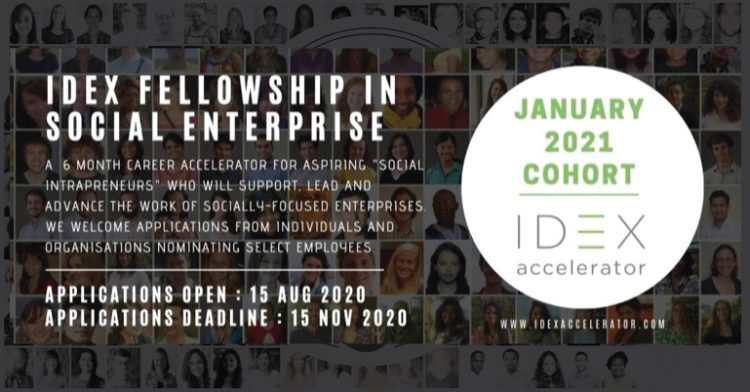 Call For Application Idex Virtual Fellowship Program