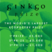 Ginkgo Prize for Ecopoetry