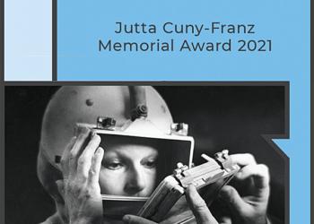 Jutta Cuny-Franz Memorial Award 2021