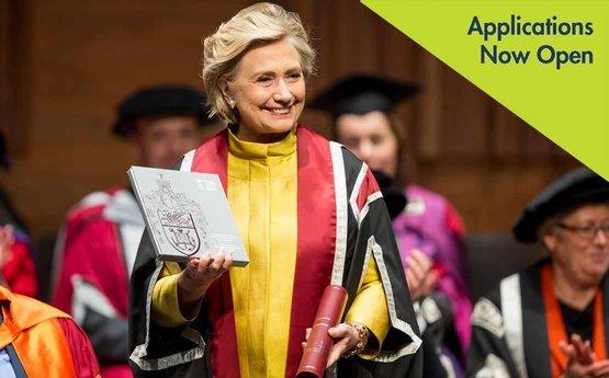 Swansea University Hillary Rodham Clinton Scholarship Programme 2021