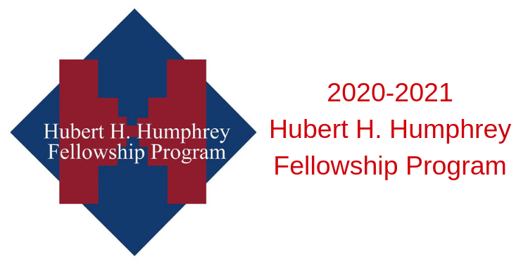 The Hubert H. Humphrey Fellowship Program 2020